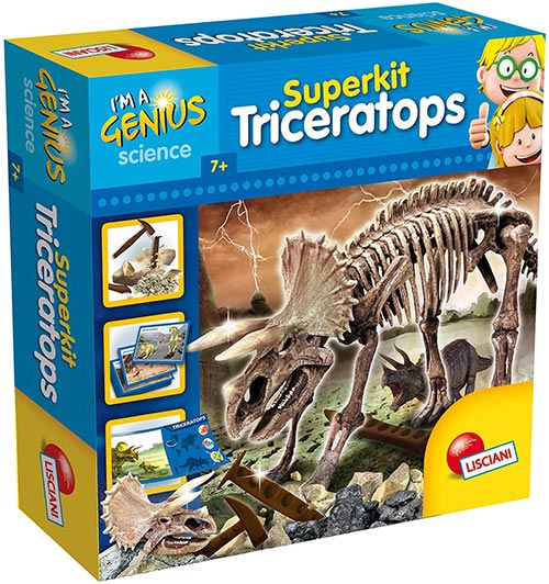 I'm A Genius Super Kit Triceratops_min